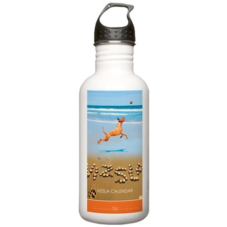 Beach_1_Cover Stainless Water Bottle 1.0L