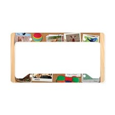 Corkboard_2_January License Plate Holder