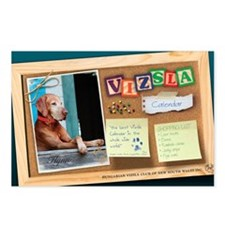 Corkboard_1_Cover Postcards (Package of 8)
