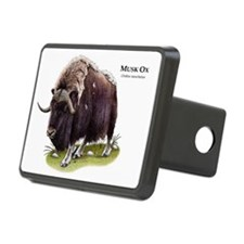 Musk Ox Hitch Cover