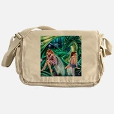 The Gemini Faeries Merchandise Messenger Bag