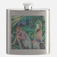The Gemini Faeries Merchandise Flask