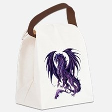Draconis Nox Dragon Canvas Lunch Bag
