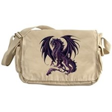 Draconis Nox Dragon Messenger Bag