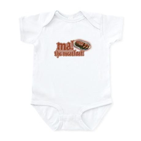 Ma! The Meatloaf! Infant Bodysuit