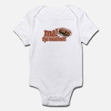 Ma! The Meatloaf! Infant Bodysuit