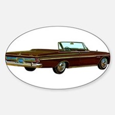 1963 Plymouth Sport Fury Decal