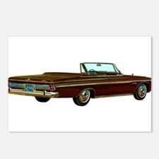 1963 Plymouth Sport Fury Postcards (Package of 8)