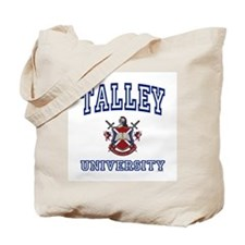 TALLEY University Tote Bag