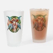 Whimsey Faerie Drinking Glass