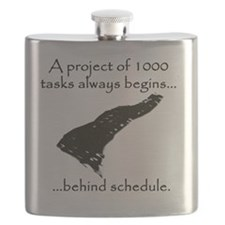 A project of 1000 tasks always starts behin Flask