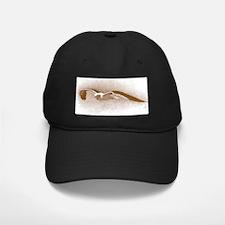 Seagull hand-draw Baseball Hat