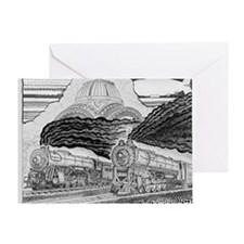 UnionStationVeryHiRes4000 Greeting Card