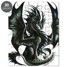 Ruth Thompsons Obsidian Dragon Puzzle