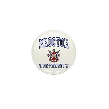 PROCTOR University Mini Button