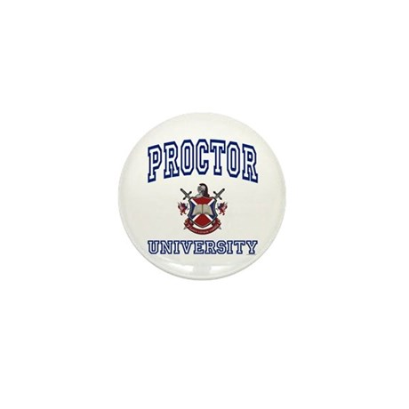 PROCTOR University Mini Button (100 pack)