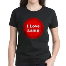 btn-love-lamp Tee
