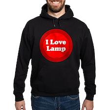 btn-love-lamp Hoodie
