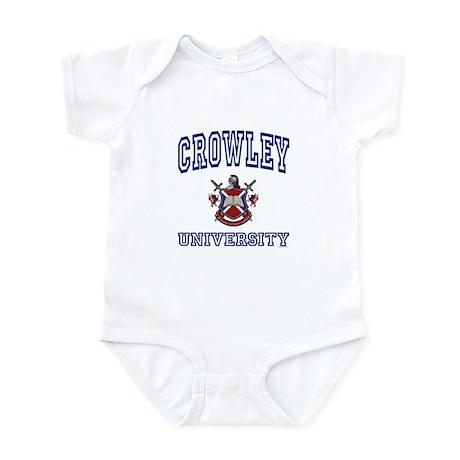 CROWLEY University Infant Bodysuit