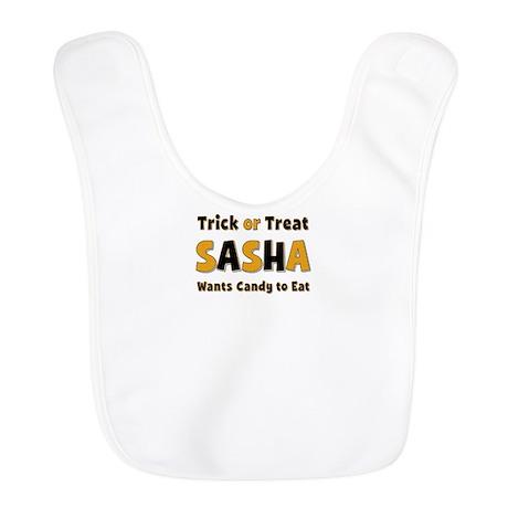 Sasha Trick or Treat Bib