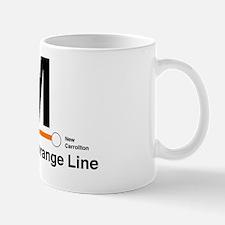 metroorangeline Mug