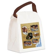 Beach_2_January Canvas Lunch Bag