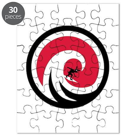 Wave Hound Surf Team Puzzle