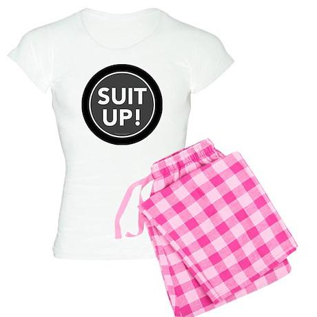 btn-suit-up Women's Light Pajamas
