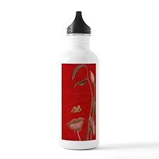 FACE_FLOWER_545-iPHONE Water Bottle