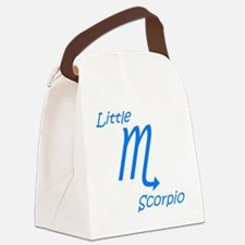 Little Scorpio-Boys Canvas Lunch Bag