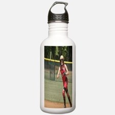 syd mini poster Water Bottle