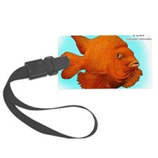 Garibaldi Fish Luggage Tag