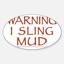 mudslinger Decal