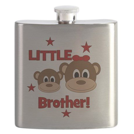 Monkey_LittleBrother_girl Flask