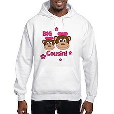 Monkey_Girl_BigCousin_girl Hoodie