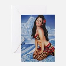 Hot  Cold Greeting Card