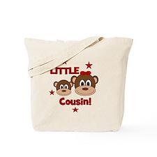 2-Monkey_LittleCousin_girl Tote Bag