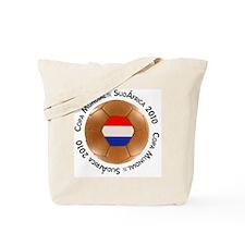 netherlands sm white Tote Bag
