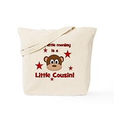 thislittlemonkey_littlecousin Tote Bag