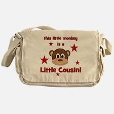 thislittlemonkey_littlecousin Messenger Bag
