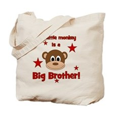 thislittlemonkey_bigbrother Tote Bag