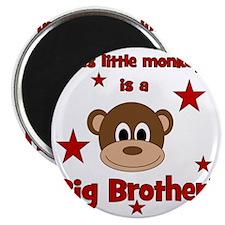 thislittlemonkey_bigbrother Magnet