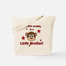 thislittlemonkey_littlebrother Tote Bag
