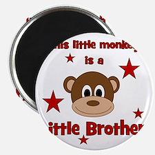thislittlemonkey_littlebrother Magnet
