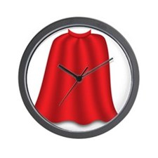 superkid_cape Wall Clock