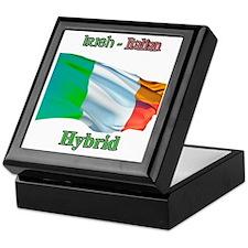 irish_italian Keepsake Box