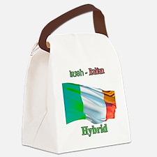 irish_italian Canvas Lunch Bag
