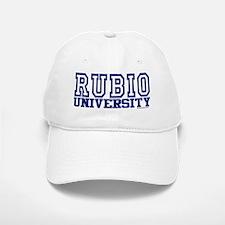 RUBIO University Baseball Baseball Cap