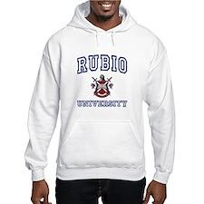 RUBIO University Hoodie