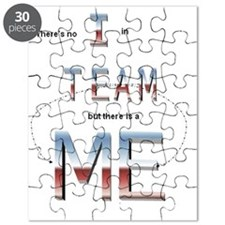 The Me in Team Puzzle